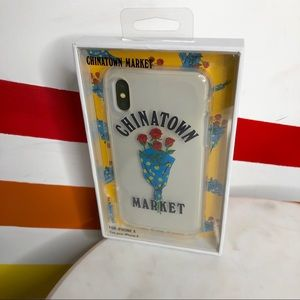 NEW Chinatown market iPhone X case